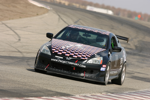 Bobby Lane Racing Honda Accord